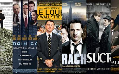 Les 10 meilleurs films sur la Bourse
