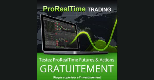 Pourquoi trader avec ProRealTime ?