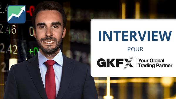 L'interview d'Alexandre Leclair pour GKFX : découvrez son parcours, sa méthode et ses résultats