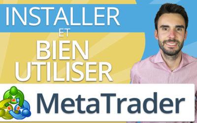 METATRADER 4 : Comment l'INSTALLER et BIEN l'UTILISER ! (MT4)