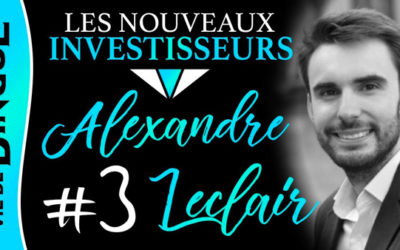 Interview d'Alexandre pour Anthony Nevo, l'entrepreneur de 0 à 1 MILLION d'EUROS !