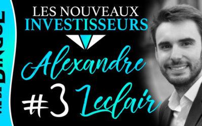 Interview d'Alexandre pour Anthony Nevo, l'entrepreneur de 0 à 1 MILLION d'EUROS !