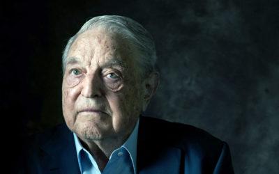 Zoom sur George Soros, l'homme qui a fait sauter la banque d'Angleterre