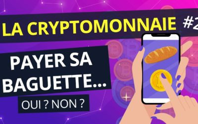 Comment sont UTILISÉES les CRYPTOS ? (PARTICULIER vs ENTREPRISE) | Tuto Crypto #2