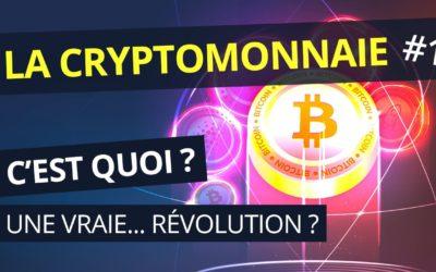 C'est quoi LA CRYPTOMONNAIE ? L'explication simple sur le BITCOIN, LITECOIN, ETH… | Tuto Crypto #1