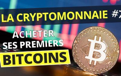 Comment ACHETER SES PREMIERS BITCOINS (btc) | Tuto Crypto #7