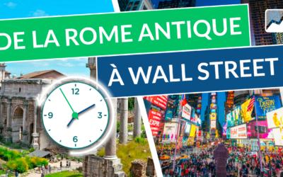 HISTOIRE de la BOURSE : Du Forum Romain à la création de la Bourse de New-York