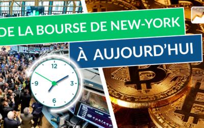 HISTOIRE de la BOURSE : Découvrez la NAISSANCE du NASDAQ !