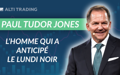 L'homme qui a ANTICIPÉ le LUNDI NOIR (Paul Tudor Jones)