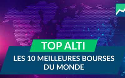 Les 10 MEILLEURES bourses du monde !