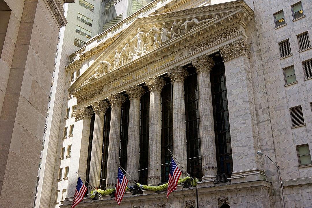 krach Bourse de New York