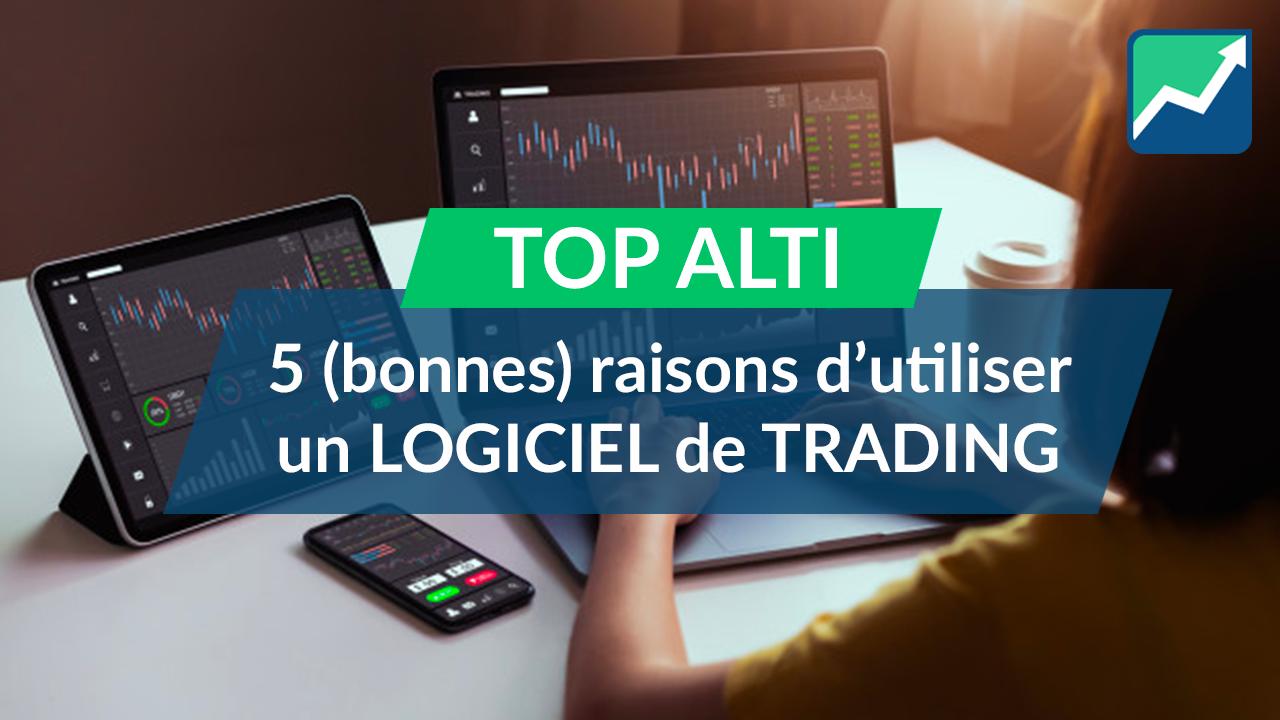 Trading marchés financiers