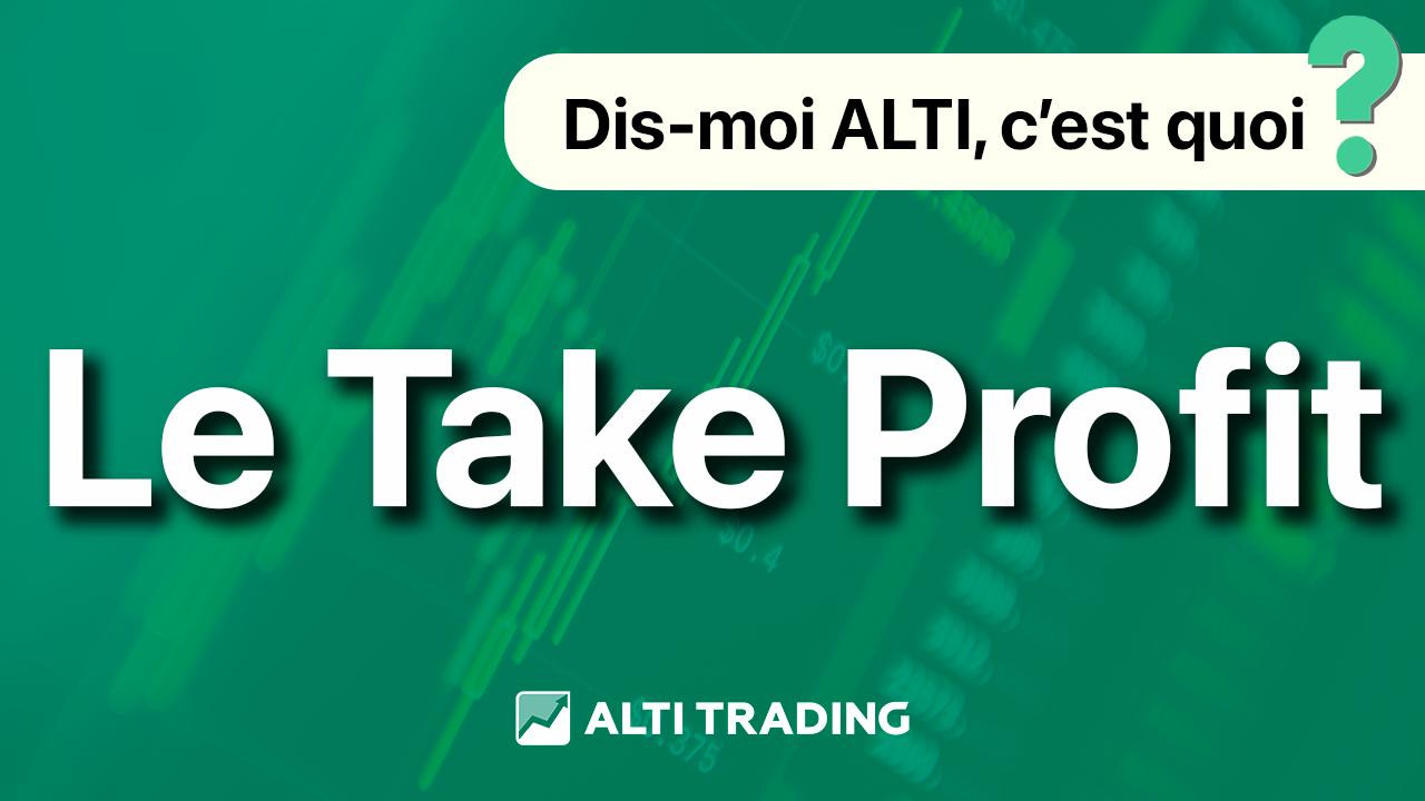 Take profit trading