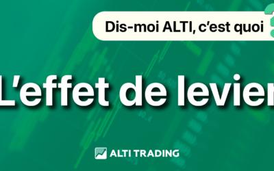 Qu'est-ce que l'effet de levier en trading ?