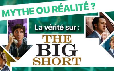 The Big Short, la crise financière des subprimes expliquée avec brio !