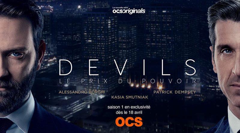 Série sur la finance : Devils