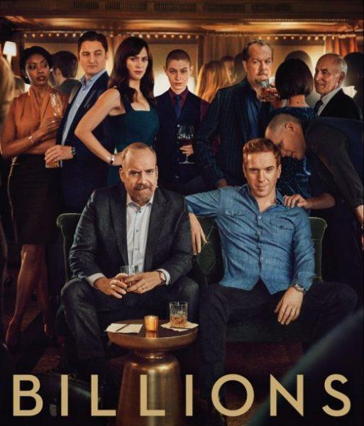 meilleure série sur la finance : Billions
