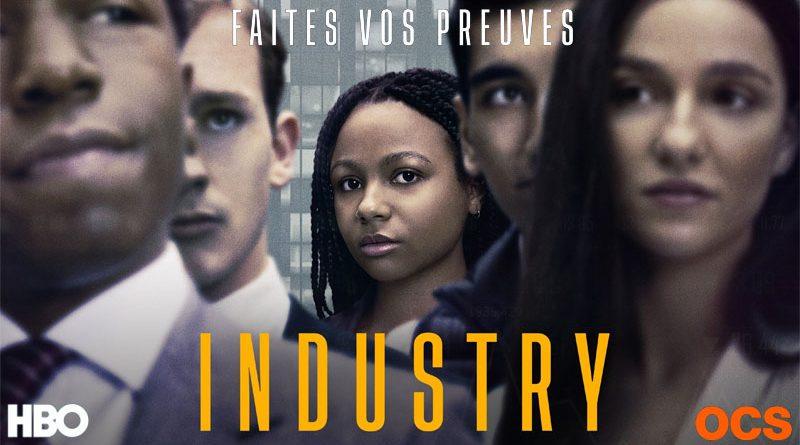 Industry, 10ème meilleure série sur la finance