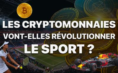 Les cryptomonnaies à la conquête du monde du sport ?
