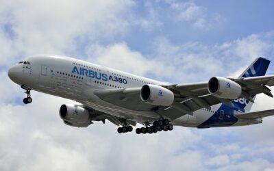 Airbus sera un poids lourd du DAX 40